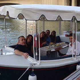 what to do to see in seville boat trip cruise river