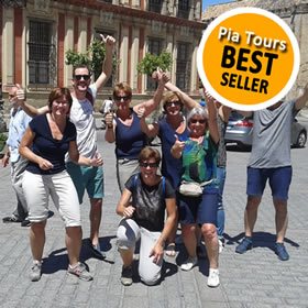 what to do to see in seville sights highlights bike cycle tour