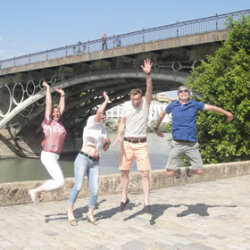 what to do to see in seville sights highlights walking wander tour