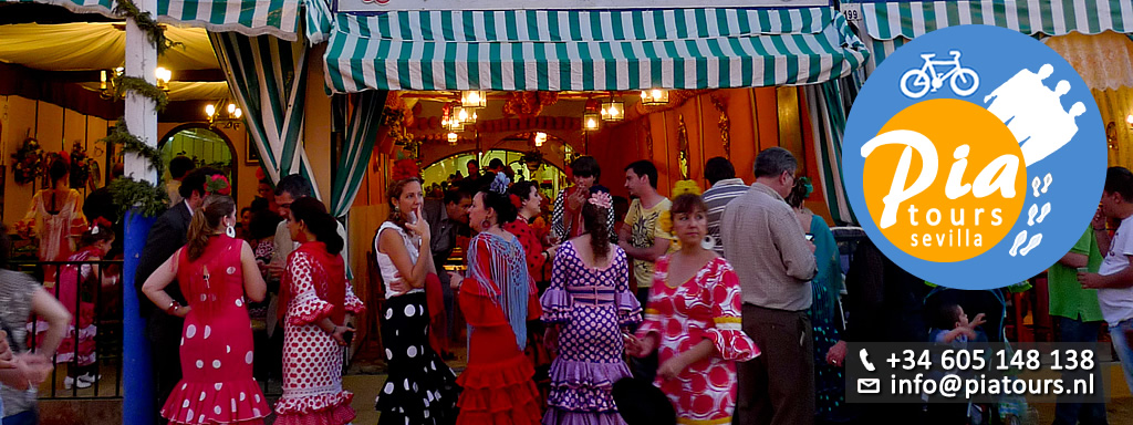 what to do to see in seville feria de abril