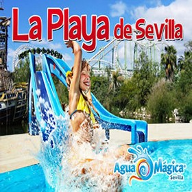 what to do to see in seville children agua magica isla magica