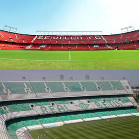 what to do to see in seville children football stadium sevilla fc real betis