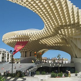 what to do to see in seville highlights metropol parasol