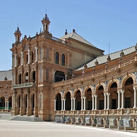 what to do to see in seville highlights plaza de espana